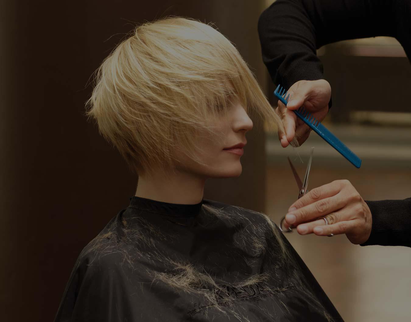podium frisør